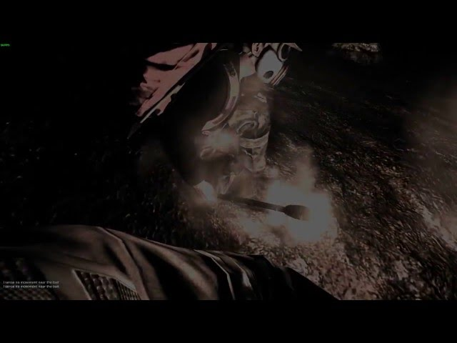 DayZ 0.60: Pescaria com tocha de noite