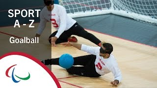 Paralympic Sport A-Z: Goalball thumbnail