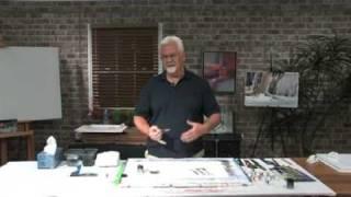 Free Art Lesson - Sterling Edwards - Matisse Liquid Pencil
