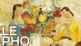 Le Pho: A collection of 178 paintings (HD)