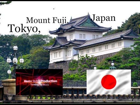 Chiyoda Tokyo. Honshu Island ( Mount Fuji) Japan. Shot With A GoPro Hero 3+ FULL HD