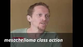 mesothelioma class action