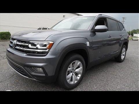2019 Volkswagen Atlas Baltimore MD Parkville, MD #O9587490 - SOLD