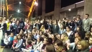 Le coeur éléphant [After Show] - Fréro Delavega (Lyon 02.04.16)