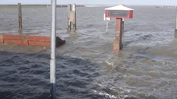 Sturmflut Norddeich 10.Februar 2020