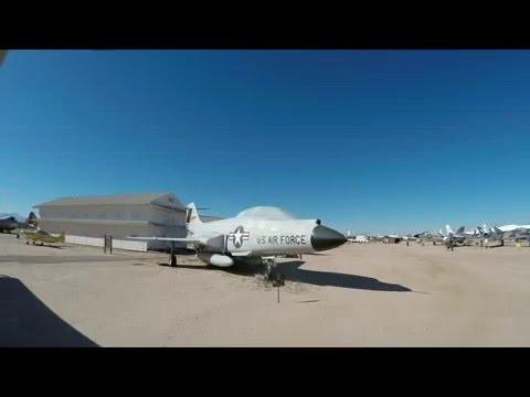 Pima Air & Space Museum, Part I