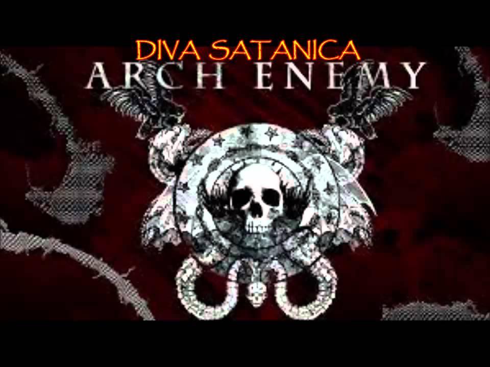Thrash death metal hits arch enemy diva satanica youtube - Arch enemy diva satanica ...