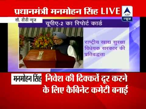 UPA made growth more inclusive: PM  Manmohan Singh