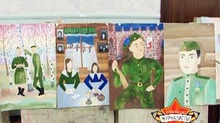 В Вологде пройдет выставка детских рисунков, посвященных Великой Отечественной войне