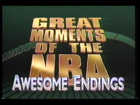 Download NBA Awesome Endings