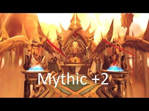 Halls Of Valor - Mythic +2 : Blood DK PoV | WoW Legion ...