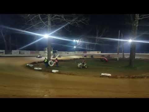 Shellhammers Speedway Feature - 4/18/18