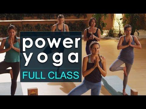 Power Yoga Workout ~ Forgiveness ~ Full Yoga Class