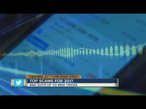 Top scams to watch out for in 2017
