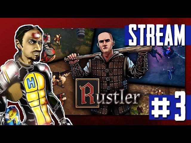 🤣🤣🤣 CHŁOP 🤣🤣🤣 PRZEBRANY 🤣🤣🤣 ZA BABĘ 🤣🤣🤣 || Rustler [#2]