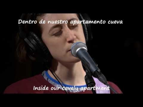 Frankie cosmos korean food sub español (lyrics)
