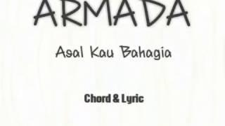 Armada - Asal Kau Bahagia (Chord & Lyric)