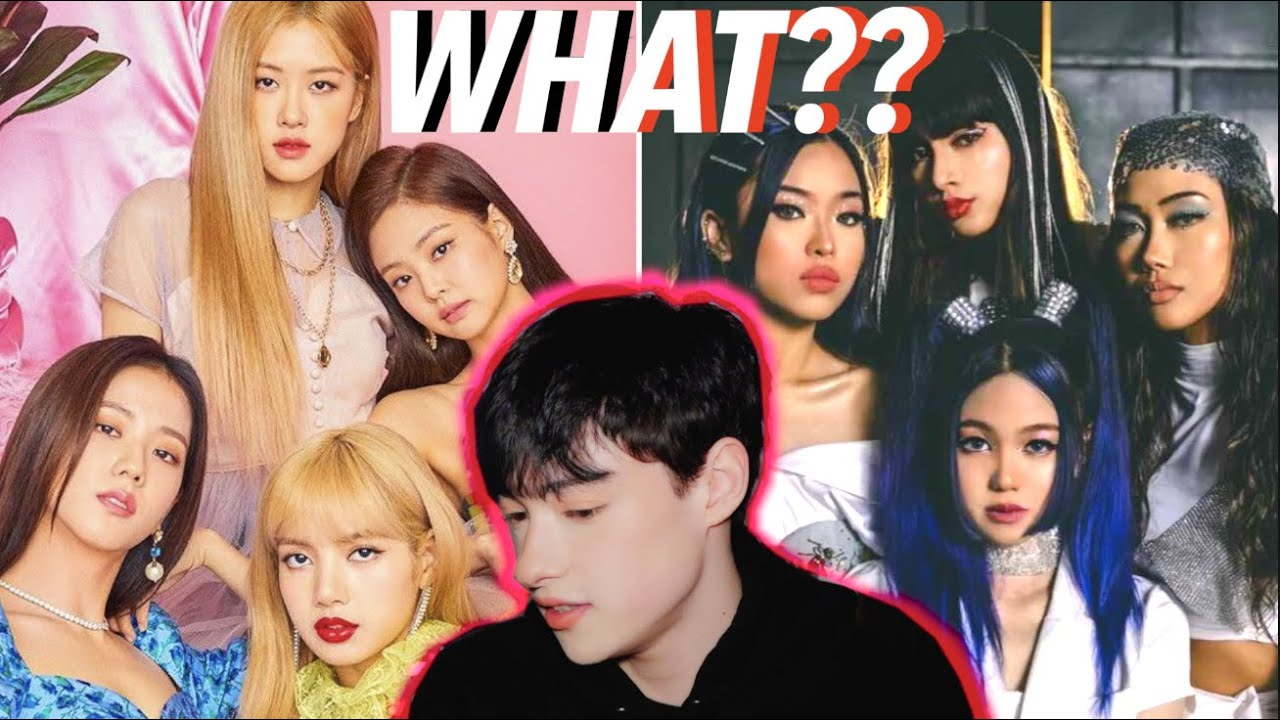 Is This Malaysian Girl Group Copying BLACKPINK?? (DOLLA)