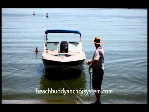 Beach Buddy Anchor System