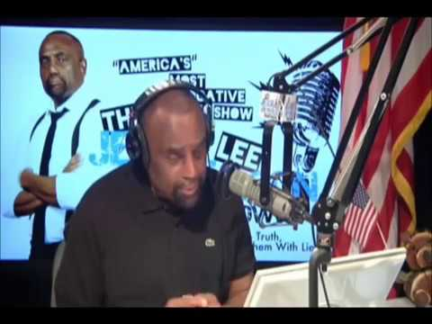 Starrene Rhett Rocque Gets Angry On The Jesse Lee Peterson Show
