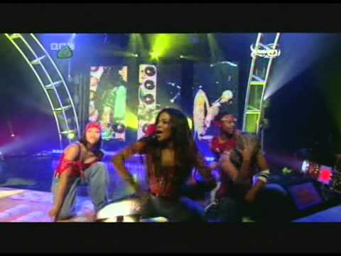 Christina Milian  AM To PM  on The Saturday Show