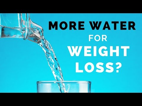 How Drinking Water Helps You Lose Weight