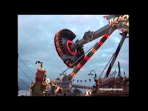 Crazy Beach Party (Bruch) - Kirmes Düsseldorf 1998 (Offride)