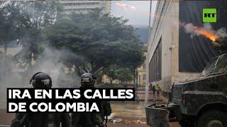 Octavo día de protestas en Colombia contra la violencia policial