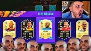 LOS MÁS CALVOS DE FIFA 21 | HANDICAP FUT DRAFT