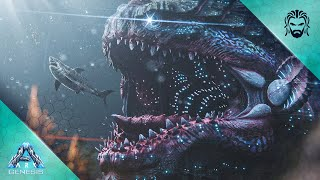 Facing Alpha Moeder With My Megalodon Army! - Ultimate ARK [E111 - Genesis Part 1]