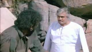 Exclusive: Thakur's hand while fighting with Gabbar