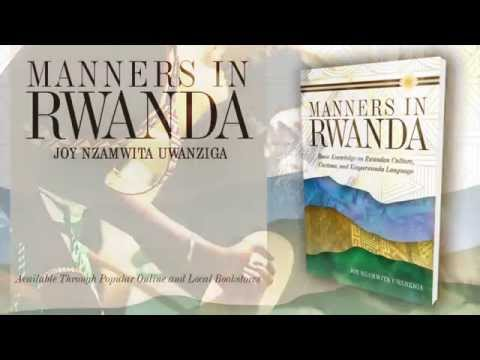 Manners in Rwanda - Book Trailer