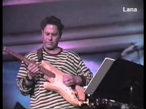 Todd Robinson. Electric Guitar Solo 90s