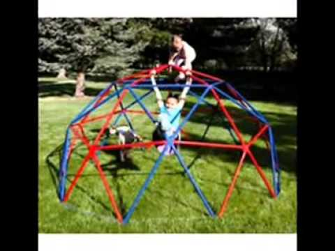Lifetime Geometric Dome Climber Play Center Review |Kids Outdoor ...