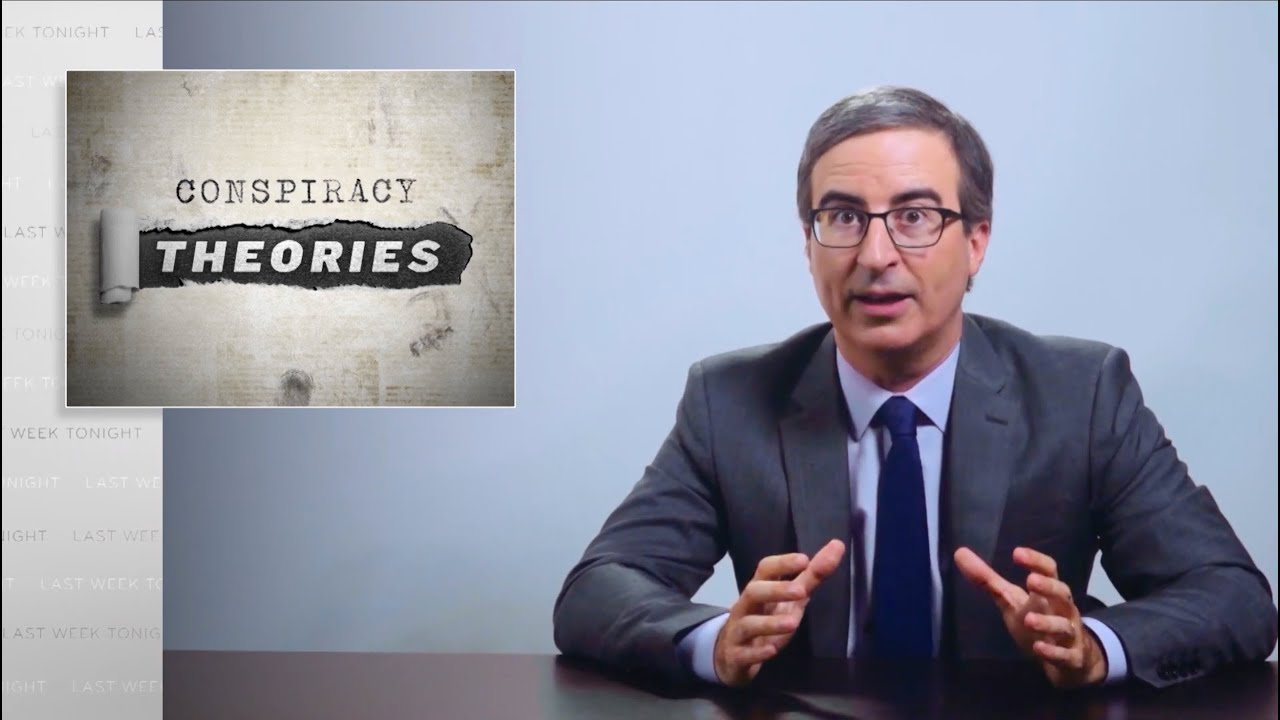 John Oliver Visits the Seductive, Dangerous World of Coronavirus ...