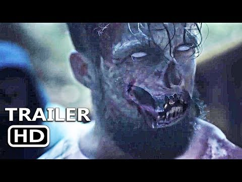 THE HUNTRESS: RUNE OF THE DEAD Official Trailer (2019)