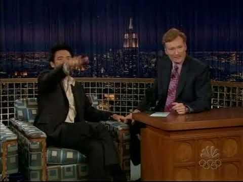 Conan O'Brien 'John Cho 8504