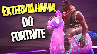FORTNITE 🐴 EXTERMILHAMA of the FUTURE (Skin of the Zoeira)