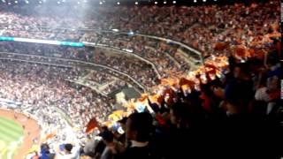 Pregame Crowd Mets NLDS Game 3 - 10.12.2015