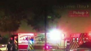 8 dead inside of 18 wheeler by San Antonio Walmart