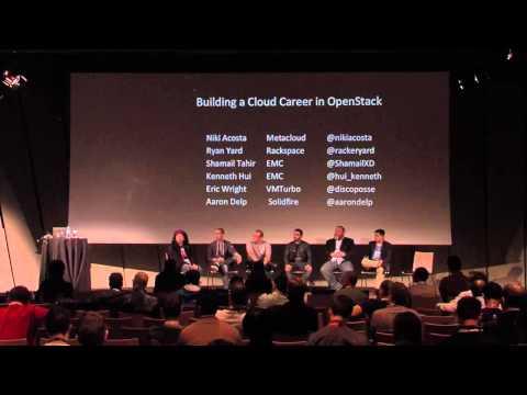 Building a Cloud Career in OpenStack
