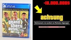 ACHTUNG !! Kauft euch NICHT die PREMIUM EDITION von GTA 5 !