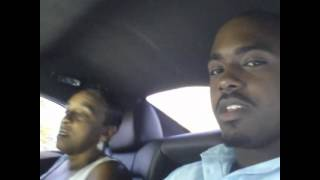 Auntie Fee and Tavis Leaving Chicago
