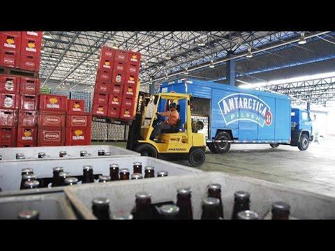 Ambev quer elevar vendas de cerveja, mas não será nada fácil