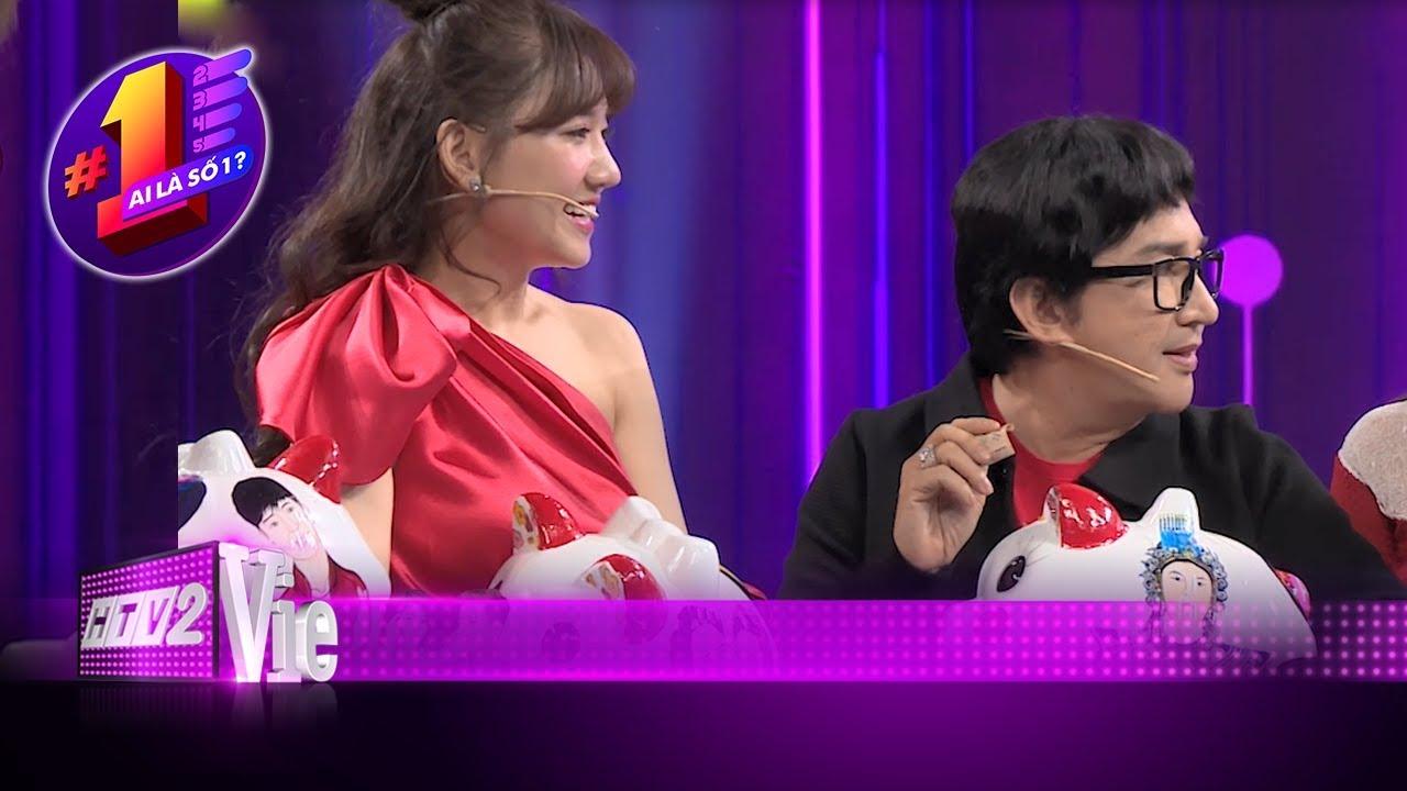 image Kim Tử Long lì xì ống heo chúc cho Hari Won và Trấn Thành năm sau có baby | #14 AI LÀ SỐ 1?