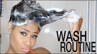 Video Natural Hair | WASH DAY ROUTINE (Start to Finish!) download MP3, 3GP, MP4, WEBM, AVI, FLV Juli 2018