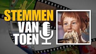 De Nederlandse stemactrice van 'Pippi Langkous'