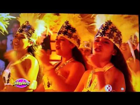 Ballet Polinesio Bali Hai en programa sabadazo!!!