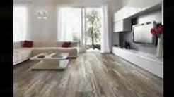 Wood Plank Tile - Wood Look Tile Around Fireplace | Stylish Modern Interiors & Design Decor