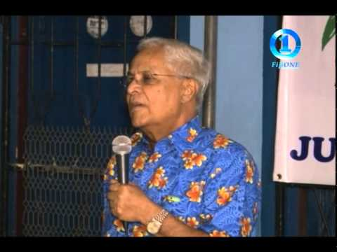 FIJI ONE NEWS BULLETIN 11 07 14